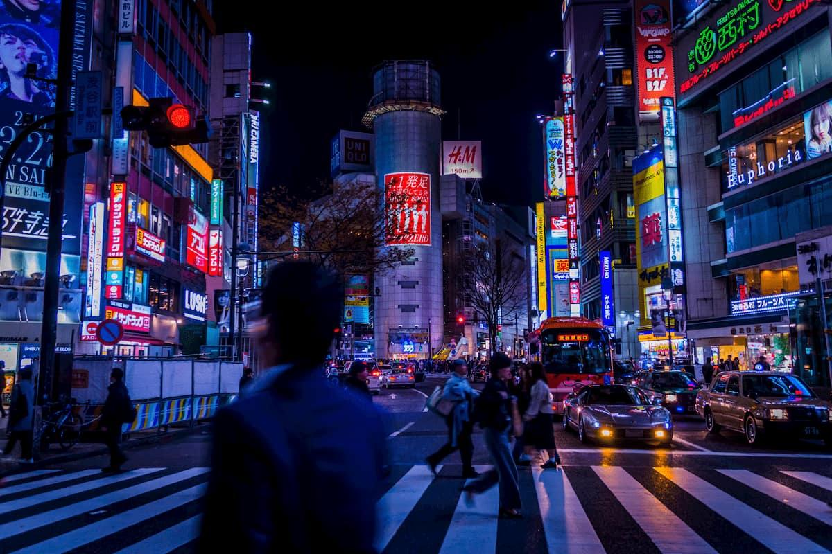 Un viaje a Japón organizado