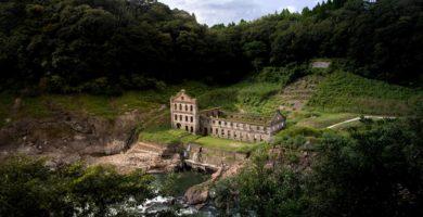 Haikyo exploración de lugares abandonados en japón