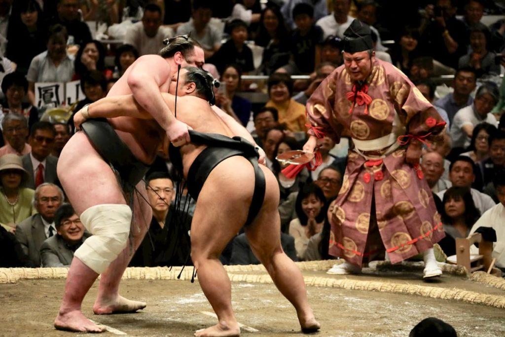 sumo japones