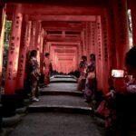 Foto de una geisha, de Tony Wan