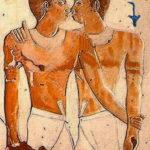 Primera pareja gay